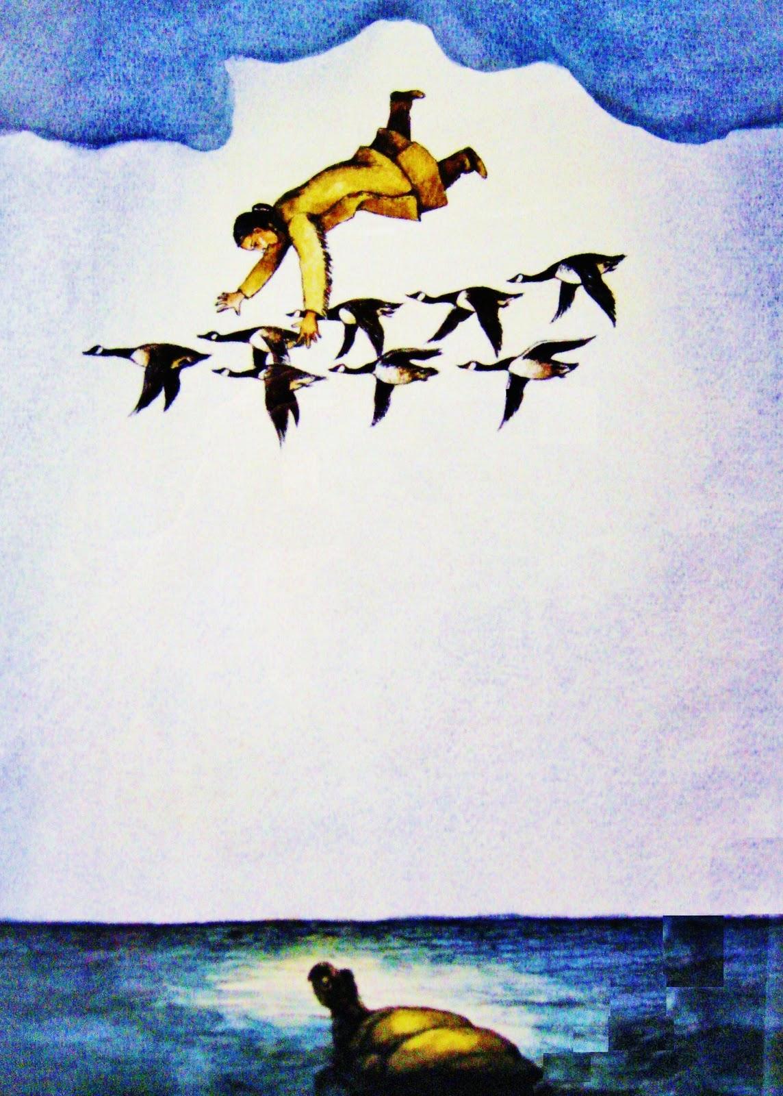 Australian Aborigine Creation Myth