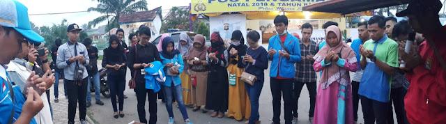 DPD KNPI PALI Berjibaku Untuk Lampung dan Banten