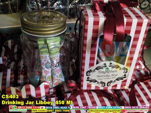 jual Drinking Jar Libbey 450 Ml
