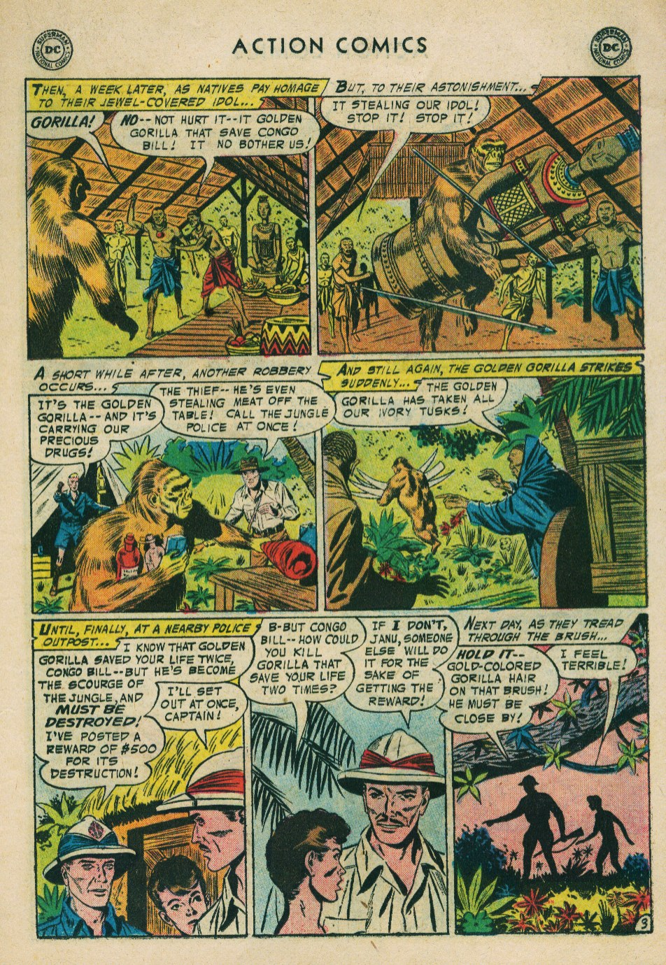 Read online Action Comics (1938) comic -  Issue #224 - 19