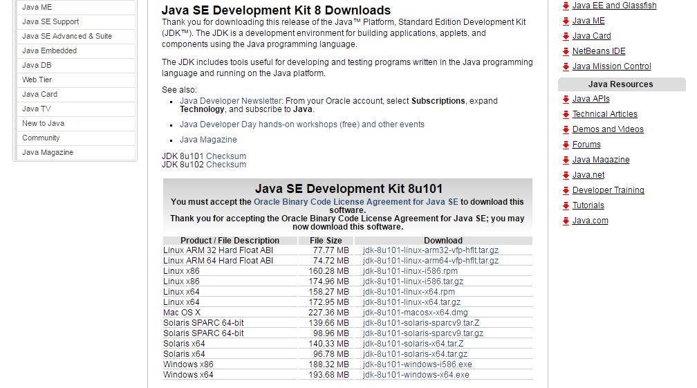 download free java jdk