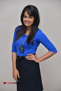 Actress Nandita Swetha Stills in Black Mini Skirt at Ekkadiki Potavu Chinnavada Movie Special Show  0024.JPG