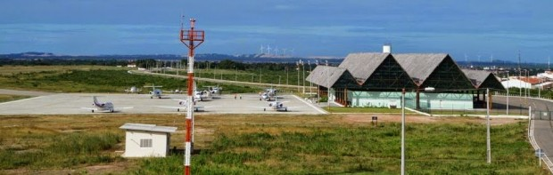 Aeroporto de Aracati deve receber primeiro voo em julho