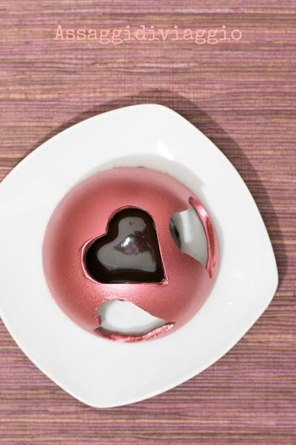 Dolce cuore per San Valentino