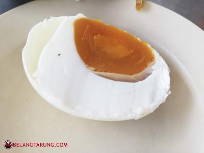 Telur Masin
