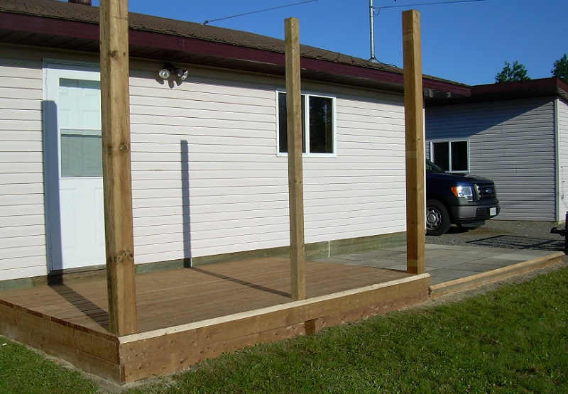 Hobby Workshop Projects: Porch And Patio Build