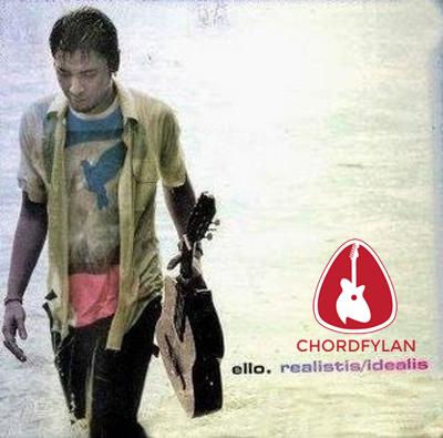 Lirik dan Chord Kunci Gitar Masih Ada - Ello