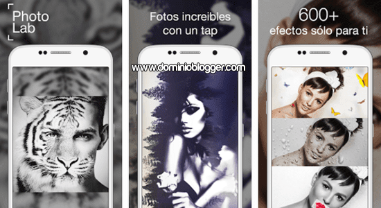 App Photo Lab para Android