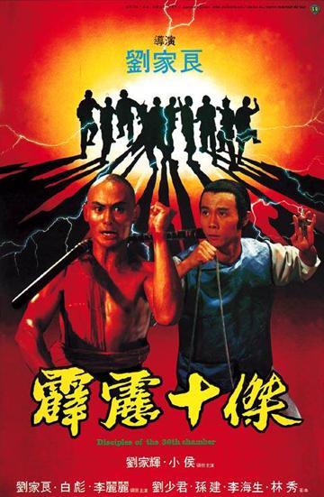 Đệ Tử Thiếu Lâm Tam Thập Lục Phòng - Disciples of the 36th Chamber (1985)