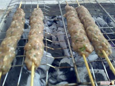 شهيوات عيد الأضحى : كباب مشوي على الفاخر
