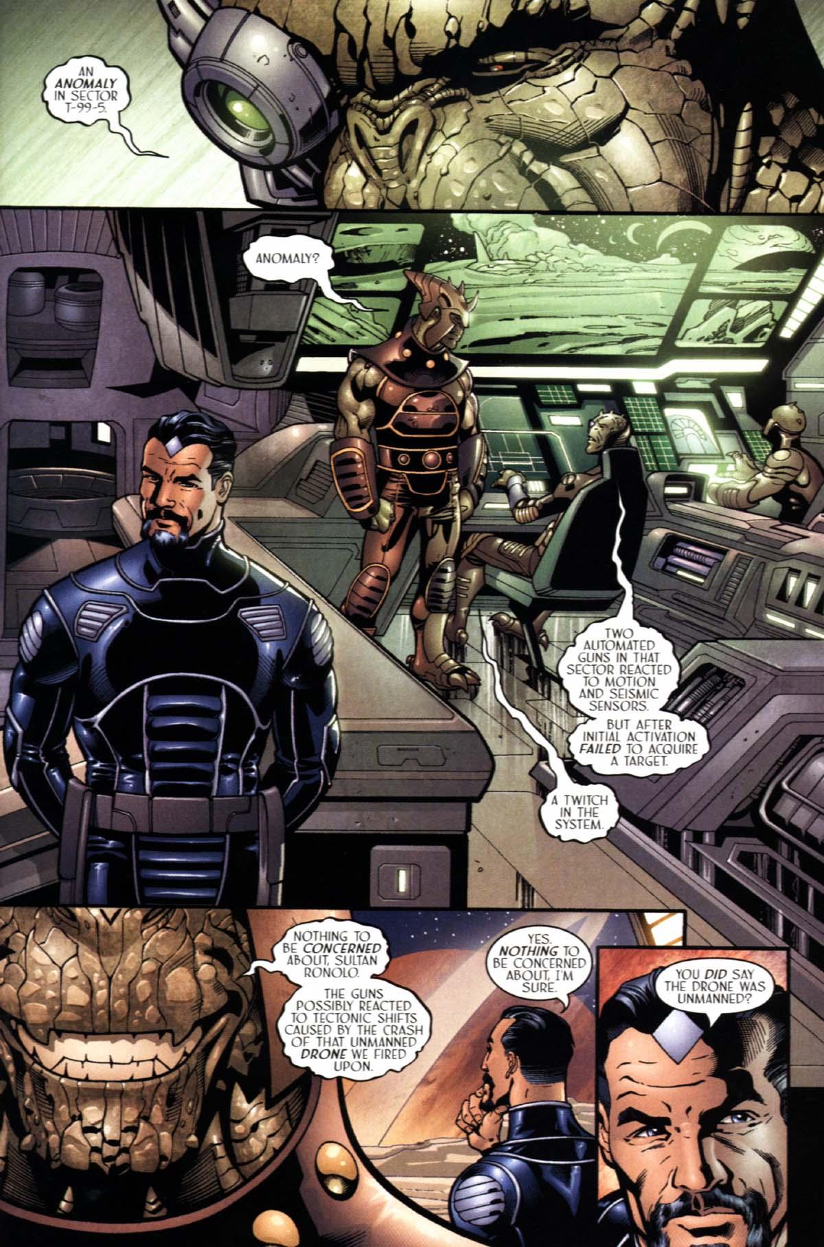 Read online Sigil (2000) comic -  Issue #21 - 9