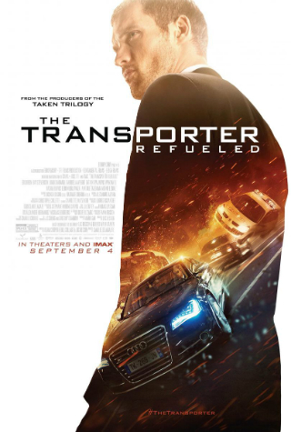 The Transporter Refueled  [2015] [DVD9] [NTSC] [Latino]
