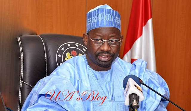 Breaking: Governor Dankwambo officially joins PDP presidential race