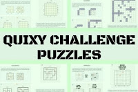 Printable Quixy Challenge Puzzles to tickle your brain