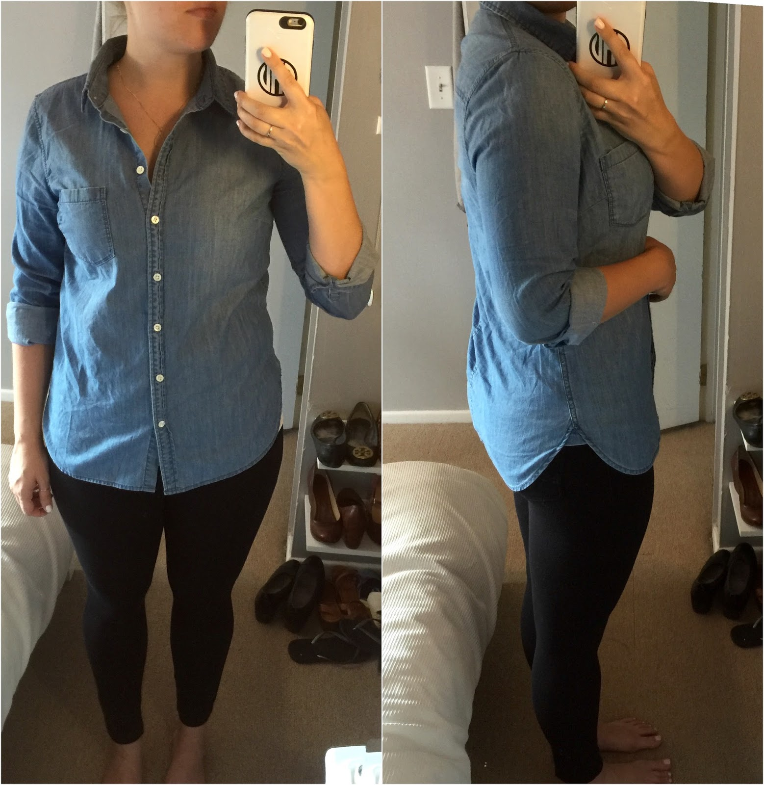 Always chambray shirt tall review