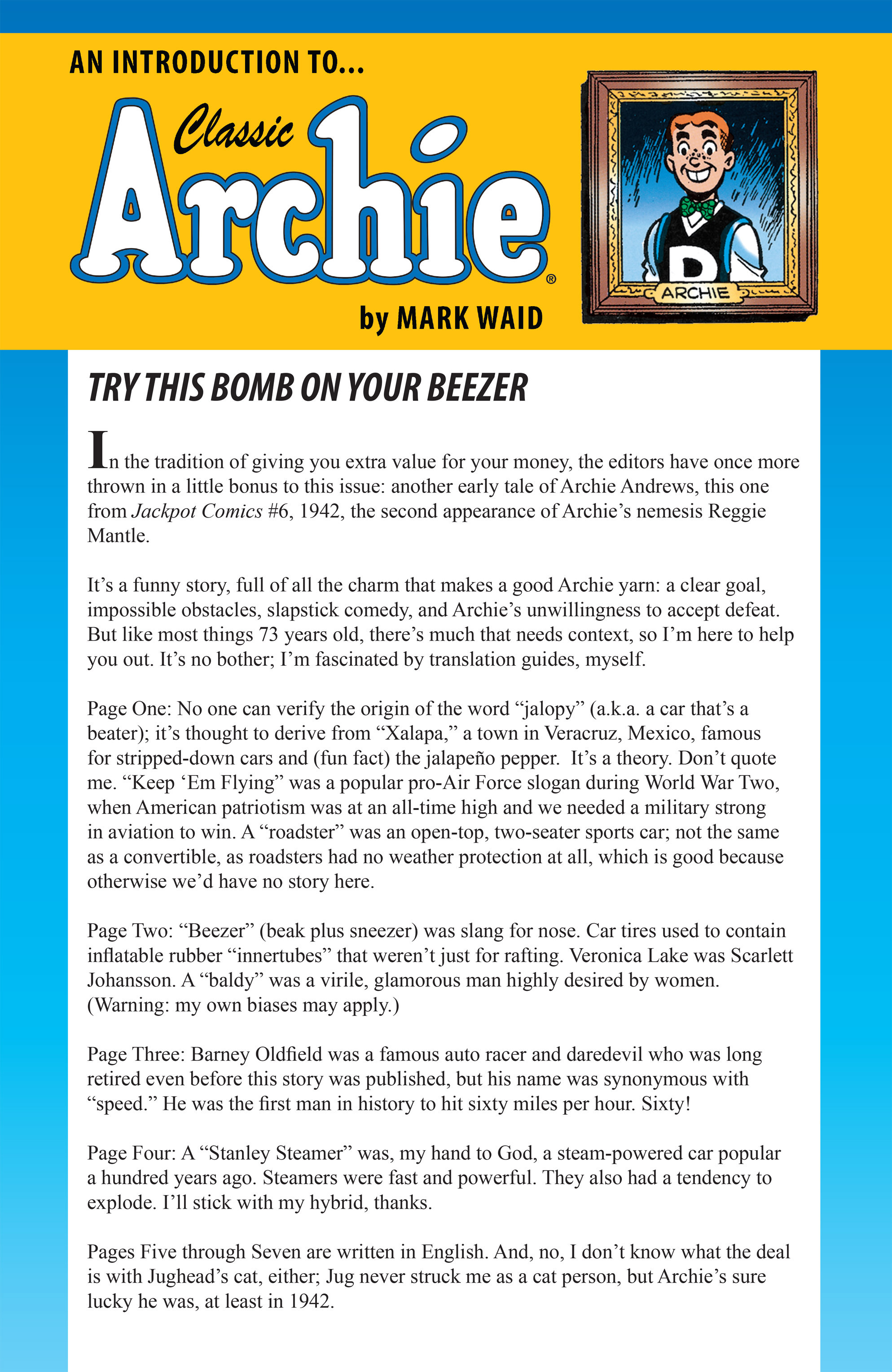Read online Archie (2015) comic -  Issue #2 - 24