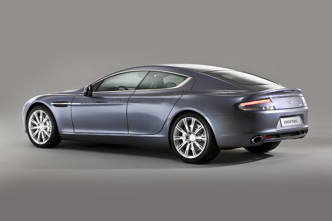 cars news 2011 aston martin rapide 5 - 2011 Aston Martin Rapide