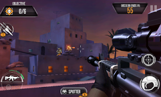 Sniper X Feat Jason Statham v1.7.1 Mod Apk (Unlimited Money)