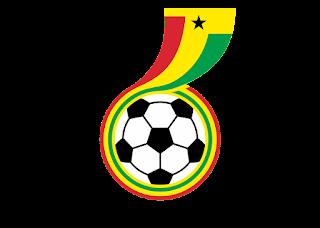 Federacion Ghanesa de Futbol Logo Vector
