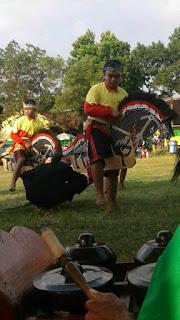 Jaran Kepang performance