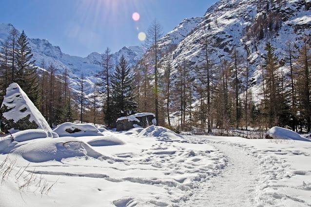 Gran Paradiso Aosta Italia