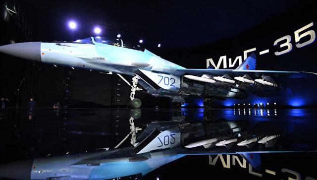 Prototipe radar dengan AFAR untuk MiG-35 direncanakan akan dibuat sebelum akhir tahun
