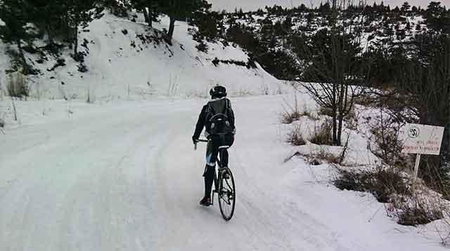 Kış aylarında spor ve antrenman amaçlı bisiklet kullanımı nasıl olmalı?