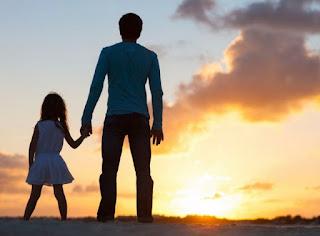 Anak Lebih Berprestasi Jika Ayah Terlibat