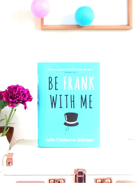 Book Review: Be Frank With Me