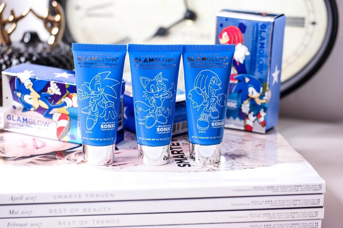 Hautpflege Skincare blau