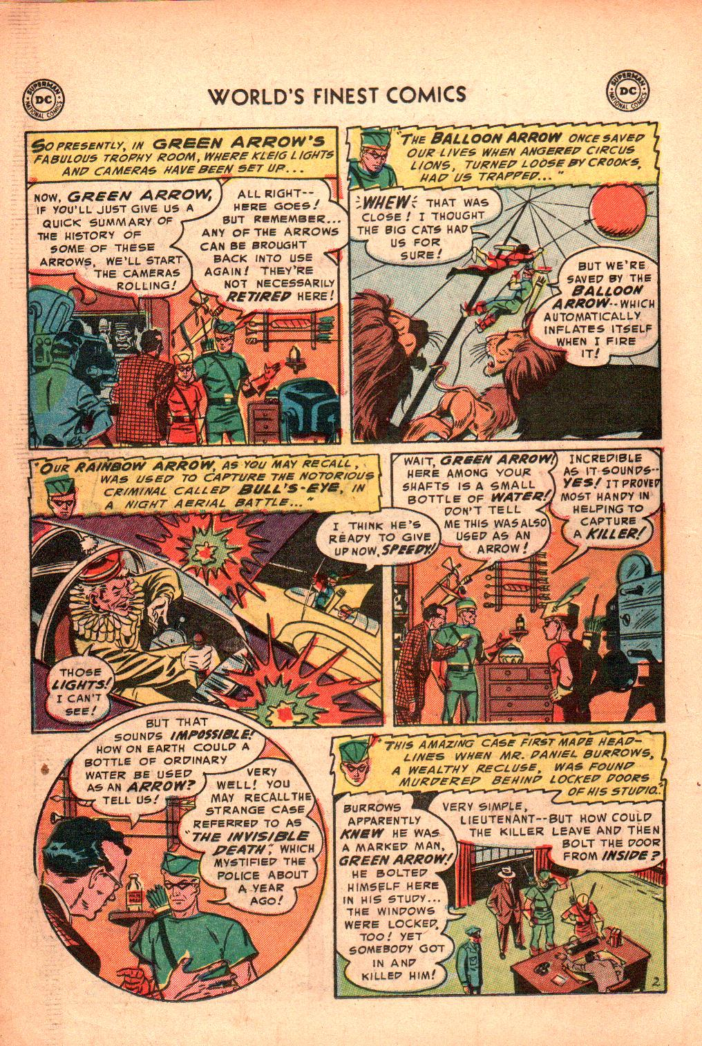 Read online World's Finest Comics comic -  Issue #71 - 20