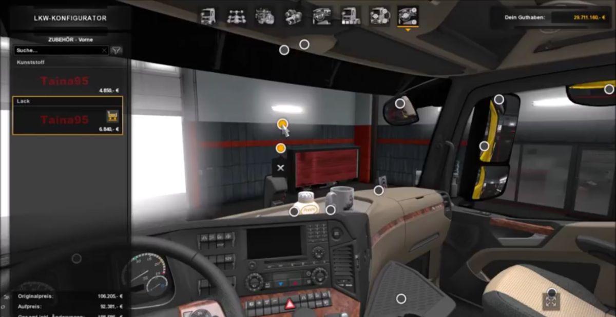 Mercedes MP4 V 1.20