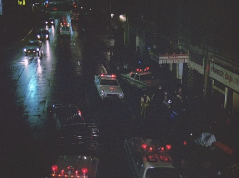 Filming Locations of Chicago and Los Angeles: Hill Street