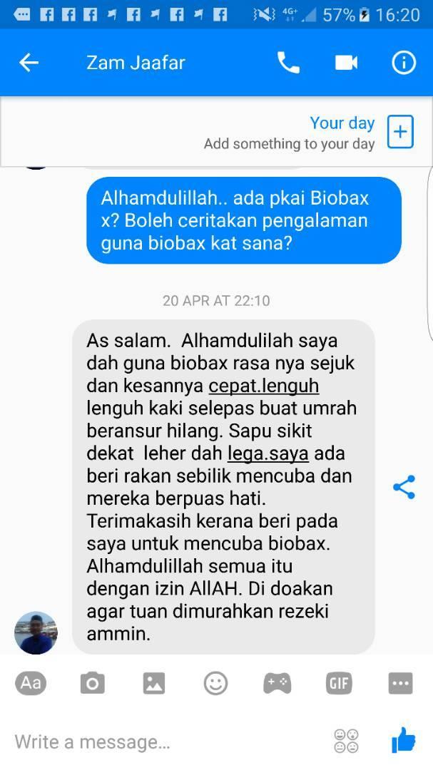 Biobax di Tanah Suci Makkah! [HOT STUFF]