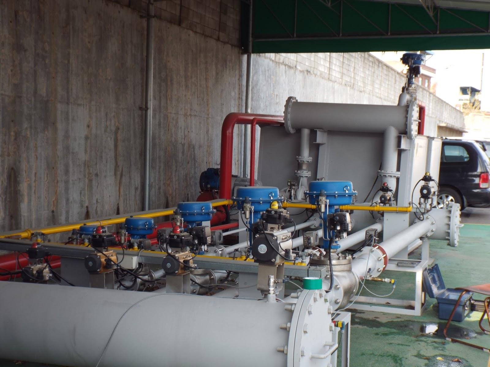 fluid test  valve cv test