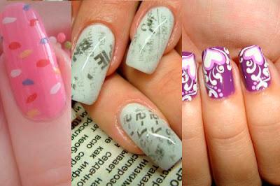 35 increíbles diseños artísticos de uñas