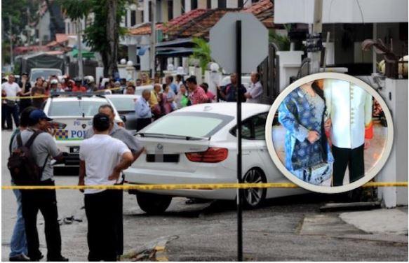 Identiti Wanita Maut Ditembak