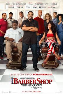 Barbershop: The Next Cut (2016) บาร์เบอร์รวมเบ๊อะ 3 ร้านน้อย…ซอยใหม่  [Subthai ซับไทย]