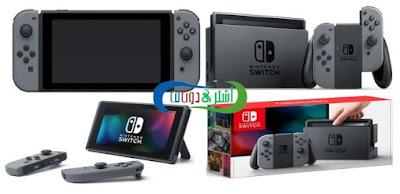 اسعار Nintendo Switch 2018 في مصر والسعودية والامارات