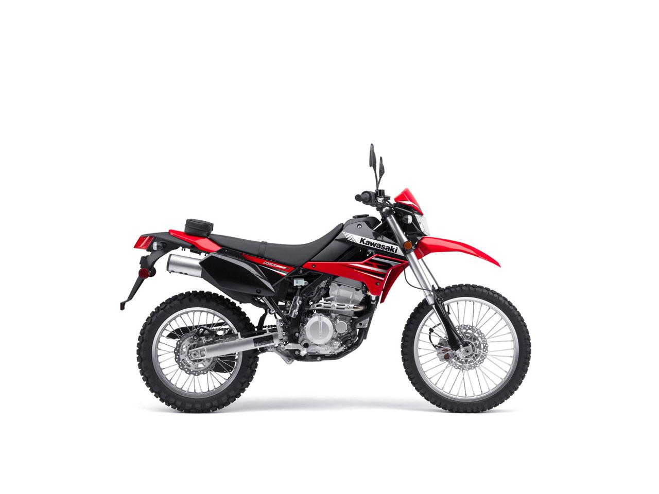 Kawasaki Motor Bikes: 2012 Kawasaki KLX250S