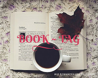 Banner Book Tag