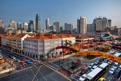 Menikmati Wisata Kuliner Makanan Kaki Lima di Singapura