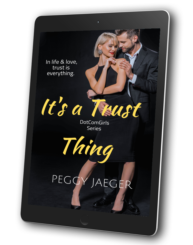 PEGGY JAEGER: Strong Women. Loving Men.