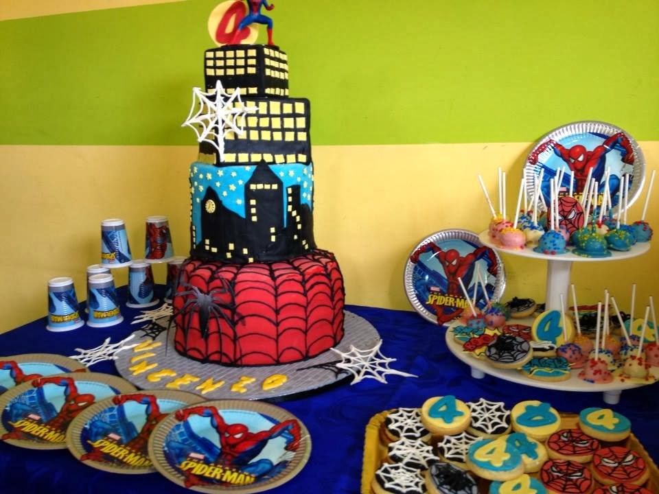 Preferenza SPIDERMAN PARTY : UNA FESTA E TANTE IDEE!!! | Animazione in Corso EG27