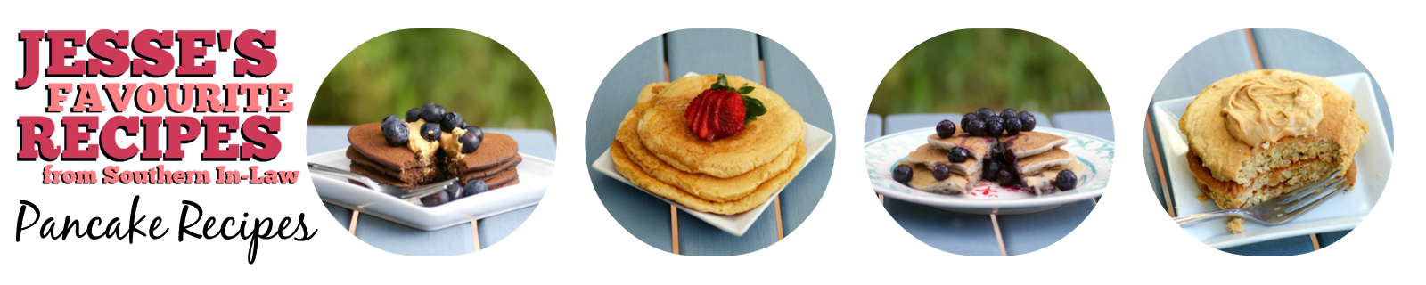 Healthy Pancake Recipes - Low fat, gluten free, sugar free