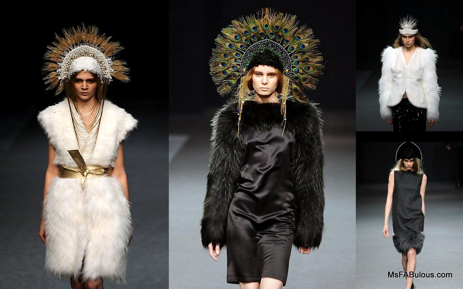 MS. FABULOUS: Russian Fashion Week: Konstantin Gayday