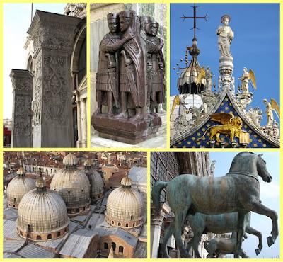 Elementos Catedral Venecia