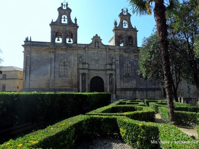 Santa María de los Reales Alcázares, Ubeda