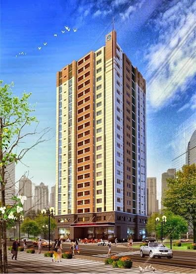 Căn hộ SaigonLand Apartment Quận Bình Thạnh