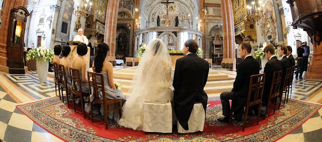 عادات وتقاليد ايطاليا في الزواج